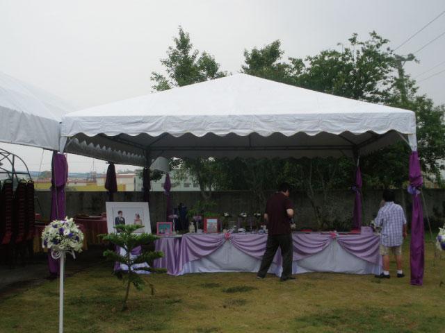 歐式婚禮6mX6m