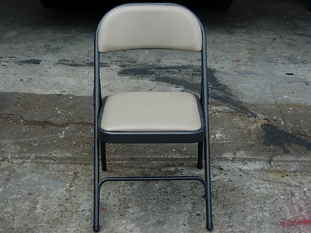 折靠椅(黑)